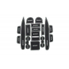 СИЛИКОНОВЫЕ ВСТАВКИ В САЛОН ДЛЯ RANGE ROVER SPORT II 2013+ (BGT-PRO, PADS-RR-SPO-2-W)