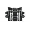 СИЛИКОНОВЫЕ ВСТАВКИ В САЛОН ДЛЯ SUBARU FORESTER IV 2012+ (BGT-PRO, PADS-SUB-FOR-4-W)