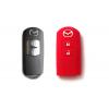 Чехол силиконовый для Mazda (BGT-PRO, BGT-SKH900-2-MZ-Pi)