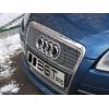 Решетки радиатора и бампера для Audi A6 2004-2011 (BGT-PRO, rr-audi-a6-mech)