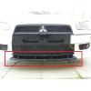 Перемычка между клыков для Mitsubishi Lancer X 2007+ (AVTM, MILARPK0716)