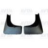 Брызговики (зад., к-кт, 2шт.) для BMW X5 (Е70) 2007-2013 (AVTM, MF.BMWX5Z2007)