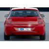 Хром накладка на кромку багажника (нерж.) для BMW 1-series (F20) 2011+ (Omsa Prime, 1213052)