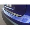 Хром накладка на кромку багажника (нерж.) для Nissan Qashqai 2014+ (Omsa Prime, 5023052)