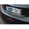 Хром накладка на кромку багажника (нерж.) для Peugeot 208 (5D) HB 2012+ (Omsa Prime, 5714053)