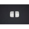 Накладки на дверные ручки (нерж., 2-шт.) для Citroen Berlingo 1996-2008 (Omsa Prime, 5705042)