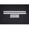 Накладки на пороги (нерж.) для FIAT Linea SD 2012+ (Omsa Prime, 2526091)