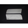 Накладки на пороги (нерж.) для VW Crafter 2012+ (Omsa Prime, 7539092)