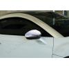 Накладки на зеркала (нерж., 2-шт.) для Peugeot RCZ Coupe 2010+ (Omsa Prime, 1511111)