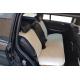 Накидки на сиденья автомобиля (задние, к-кт. 3 шт.) (AVTOРИТЕТ, beige)