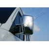 Накладки на зеркала (Abs-хром.) для Volkswagen Volt/Lt 1998-2006 (Omsa Prime, 4722111)