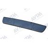 Накладка на решетку бампера (для зимы, низ., глянцевая) для Citroen Berlingo 1996-2002 (AVTM, FLGL0139)