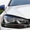 Реснички для VW Golf VII 2012+ (KAI, G7DADM028)