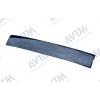 Накладка на решетку бампера (для зимы, низ., глянцевая) для Citroen Berlingo 2003-2008 (AVTM, FLGL0140)