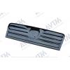Накладка на решетку радиатора (для зимы, верх., глянцевая) для Fiat Ducato 2007-2014 (AVTM, FLGL0142)