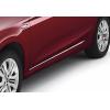 Молдинг дверной (нерж., 4-шт.) для Fiat Tipo SD/HB 2015+ (Omsa Prime, 2542131)