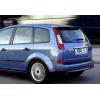 Накладка крышки багажника (над номером, нерж.) для Ford C-Max 2003-2010 (Omsa Prime, 2602054)