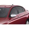 Нижние молдинги стекол (нерж., 4 шт.) для Fiat Tipo SD/HB 2015+ (Omsa Prime, 2542141)