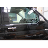Нижние молдинги стекол (нерж., 2 шт.) для Volkswagen Transporter (T6) 2015+ (Omsa Prime, 7550141)
