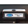 Накладка крышки багажника (над номером) для Ford Connect 2009-2014 (Omsa Prime, 2622054)