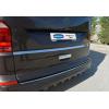 Накладка крышки багажника (над номером, ляда) для Volkswagen Transporter (T6) 2015+ (Omsa Prime, 7550053)