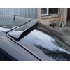 Cпойлер заднего стекла (Козырек) для Mercedes-Benz E-Class (W210) 1995-2002 (AVTM, MERBE210DZS)