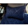 Автоподушка (темно-синий, 1 шт.) (AVTOРИТЕТ, pillow-headrest-DURKBLUE)