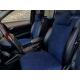 Накидки на сиденья автомобиля с ушками (передние, к-кт. 2 шт.) (AVTOРИТЕТ, DURKBLUE_S)