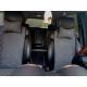 Накидки на сиденья автомобиля (передние, к-кт. 2 шт.) (AVTOРИТЕТ, graphite)