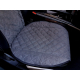 Накидки на сиденья автомобиля с ушками (передние, к-кт. 2 шт.) (AVTOРИТЕТ, graphite_S)