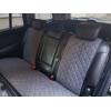 Накидки на сиденья автомобиля (задние, к-кт. 3 шт.) (AVTOРИТЕТ, graphite)