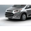 Окантовка на противотуманные фары (нерж., 2 шт.) для Ford Connect 2014+ (Omsa Prime, 2627103)