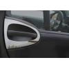 Окантовка на дверные ручки (нерж., 2 шт.) для Mercedes-Benz Smart Citycar (W451) 2007-2010 (Omsa Prime, 4751042)