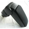 Подлокотник (черный, текстильный) для Chevrolet Aveo (T250)/ ЗАЗ VIDA 2007+ (ASP, BCVLV6H20-NT)