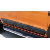 Молдинги на двери для Ford Ranger (T6/Т7) 2012+ (ASP, TSFDRG-RDL07)