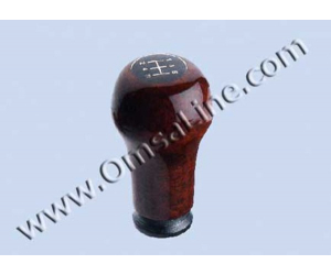 Рукоятка (ручка КПП, дерево) для Fiat Doblo I 2006-2010 (Omsa Prime, 2520501)