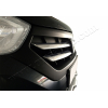 Накладки на решетку радиатора (нерж., 4 шт.) для Dacia Lodgy Stepway 2015+ (Omsa Prime, 2022081)