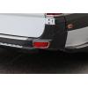 Окантовка рефлекторов заднего бампера (нерж., 2 шт.) для Volkswagen Crafter 2006+ (Omsa Prime, 4724104)