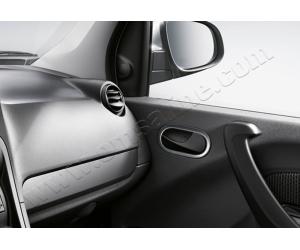 Окантовка на внутренние дверные ручки (нерж.) для Mercedes Citan 2013+ (Omsa Prime, 4726046)