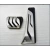 Накладки на педали (Original Style) для BMW (АКПП) (KAI, KBM002)