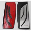 Накладка на площадку отдыха ноги (Original Style) для BMW 3-Series 2010-2017 (KAI, KBM003)