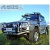 Выносной воздухозаборник (шноркель) Nissan Patrol GU Series 4 2004- (Safari, SS17HF)