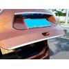 Хром накладка на кромку багажника для Nissan X-trail (T32) 2014+ (ASP, JMTNSXT32WFTB)