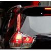 Светодиодные вставки задних стоек для Nissan X-Trail (T32) 2014+ (JUNYAN, RB-RC-QJ003)