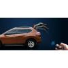 Электропривод задней двери багажника с дотяжкой для Volkswagen Touareg (NF) 2011+ (ASP, LE6809A)