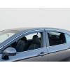 Дефлекторы окон (с молдингом) для Toyota Camry (V70) 2017+ (AVTM, TOCA7017)