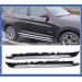 БОКОВЫЕ ПОРОГИ ДЛЯ BMW X4 (F26) 2014+ (KINDLE, X4-S42)