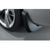 Брызговики оригинальные (зад., к-кт, 2 шт.) для Audi A5 Coupe 2008-2012 (VAG, 8T0075101)