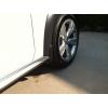 Брызговики оригинальные (пер., к-кт, 2 шт.) для Audi A4 Allroad 2009+ (VAG, 8K9075111)