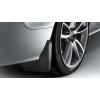 Брызговики оригинальные (зад., к-кт, 2 шт.) для Audi TT 2015+ (VAG, 8S8075101)